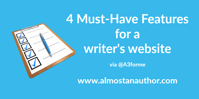 4 must-have features for website platform