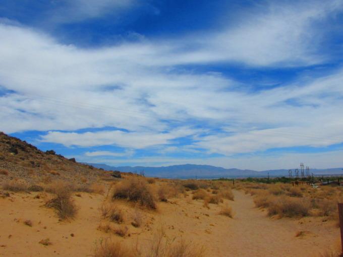 A Desert Setting