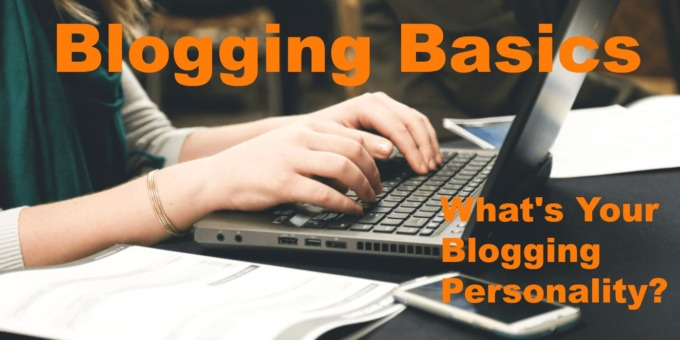 Develop a consistent blogging personality
