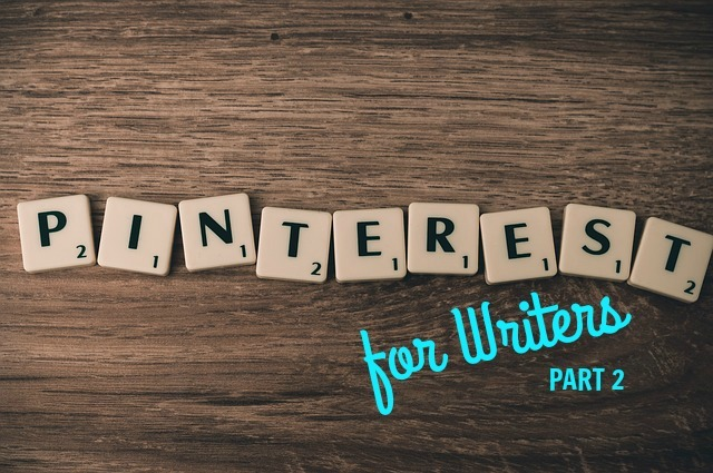 Pinterest for Writers: Part 2 - Using Pinterest for Ministry