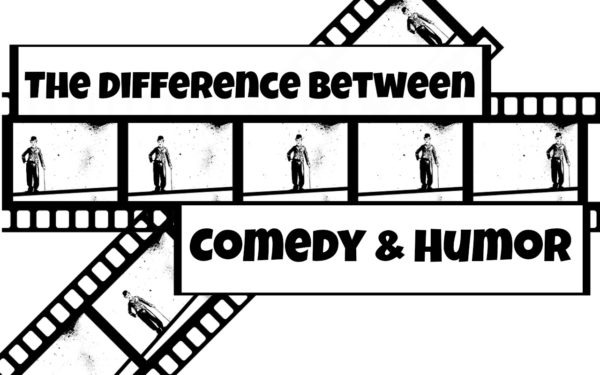 The Difference Between Comedy & Humor via www.AlmostAnAuthor.com